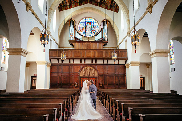 The Knowles Memorial Chapel Weddings