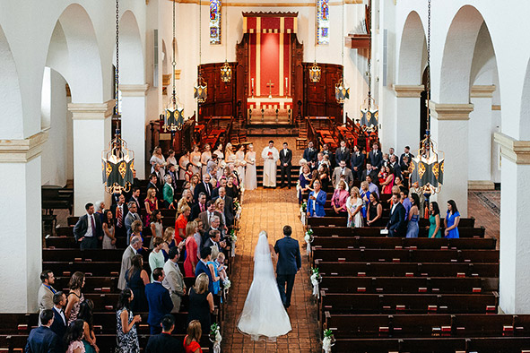Weddings at Rollins College