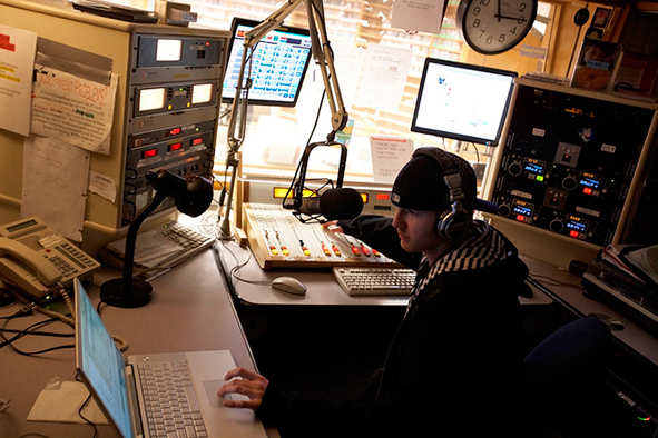 A student- and community-operated radio station, WPRK broadcasts a diverse array of new, local, classical, and contemporary music to the greater Orlando area. Learn more about WPRK >>