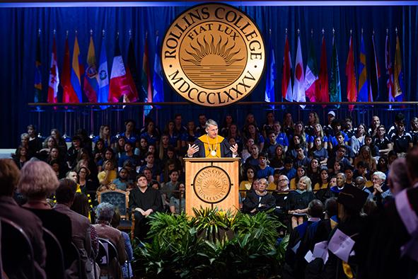 Inauguration Address