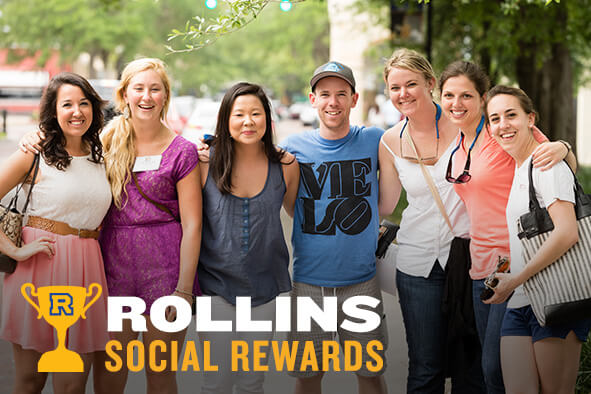 Rollins Social Rewards