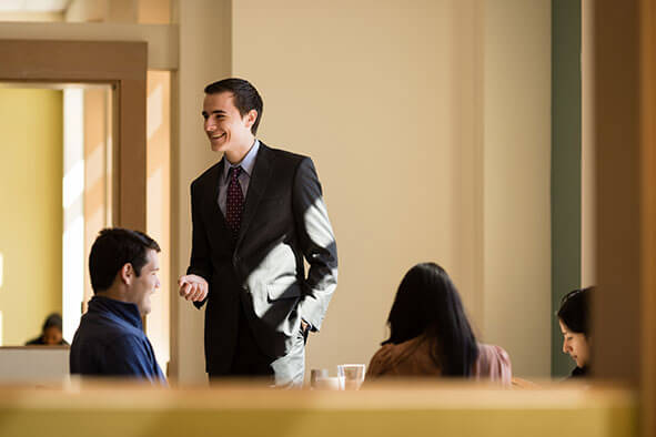The Rollins Early Advantage MBA is ranked #1 in Florida and #46 in the nation by Forbes.