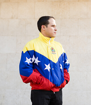 A Political Prisoner in Venezuela
