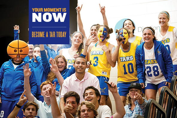 Congratulations! Rollins said yes. Now let's make it official. Submit your deposit and secure your spot at Rollins.
