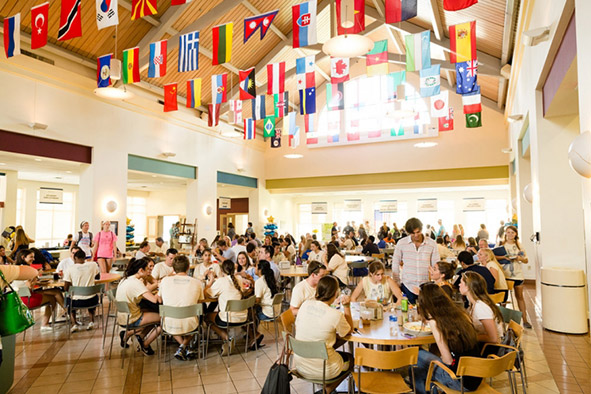 Rollins Recognized for Best College Food