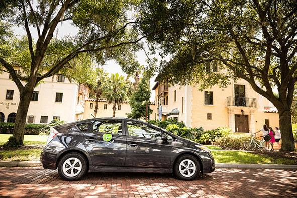Zipcar Rollins College