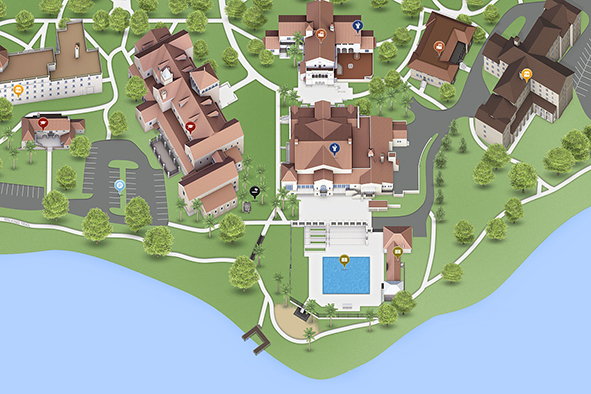 View Campus Maps for Rollins College on kean university nj map, kean university library map, missouri state university campus parking, kean university athletics,